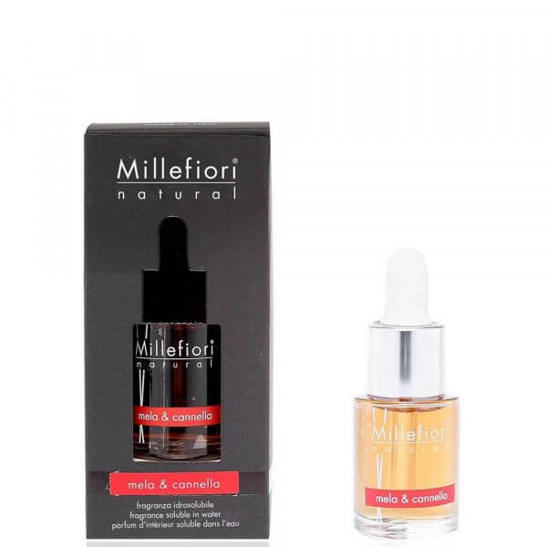 Mela & Cannella - Natural Water-Soluble Fragrance 15ml - Millefiori
