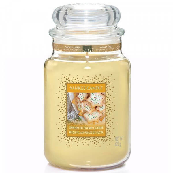 Yankee Candle - Sprinkled Sugar Cookie 623g