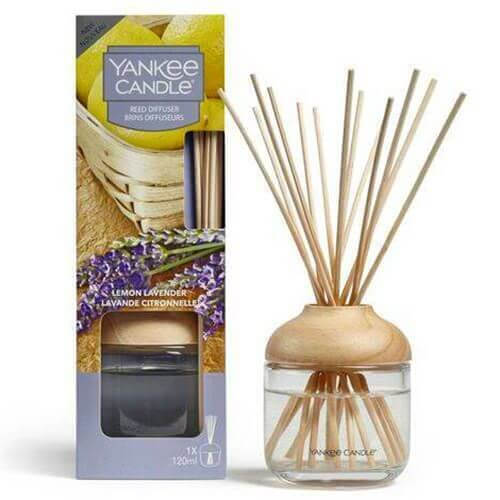 New Reed Diffuser Lemon Lavender von Yankee Candle