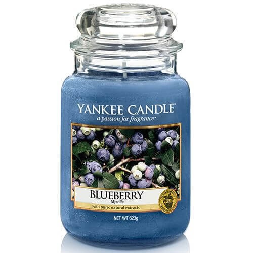 Yankee Candle Blueberry 623g