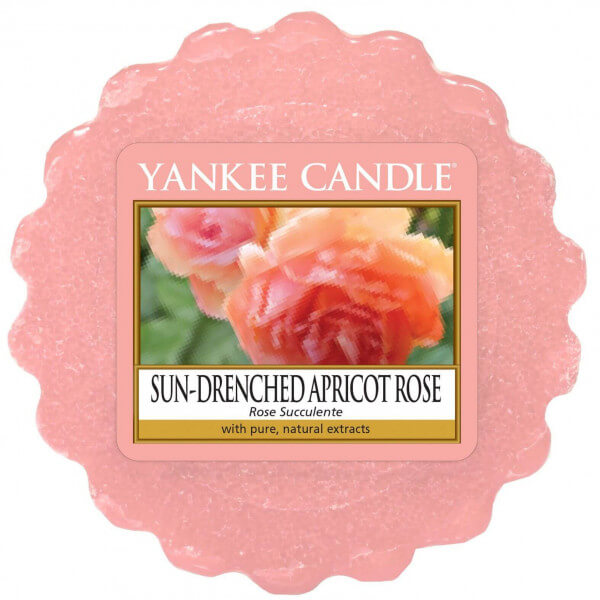 Sun-Drenched Apricot Rose 22g - Yankee Candle