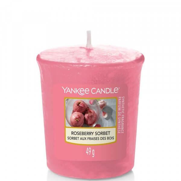 Roseberry Sorbet 49g von Yankee Candle