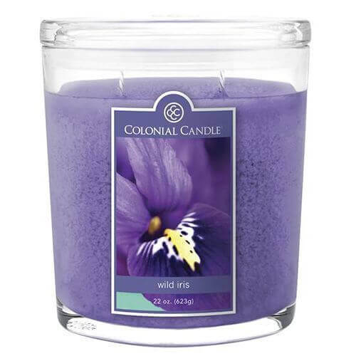 Colonial Candle Wild Iris 623g