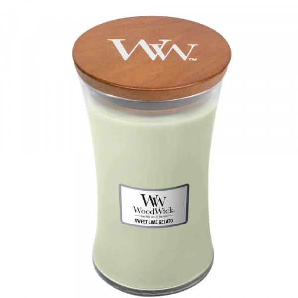Sweet Lime Gelato 610g von Woodwick