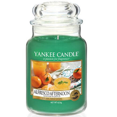 Alfresco Afternoon 623g von Yankee Candle