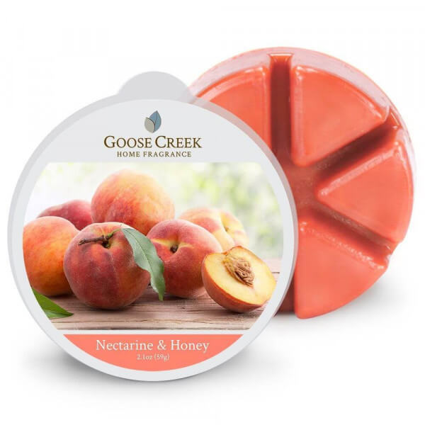 Goose Creek Candle Nectarine & Honey 59g