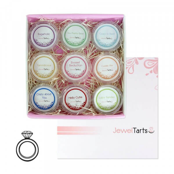 JewelTarts Box 9St. Scented Fairy Tale - Ring M