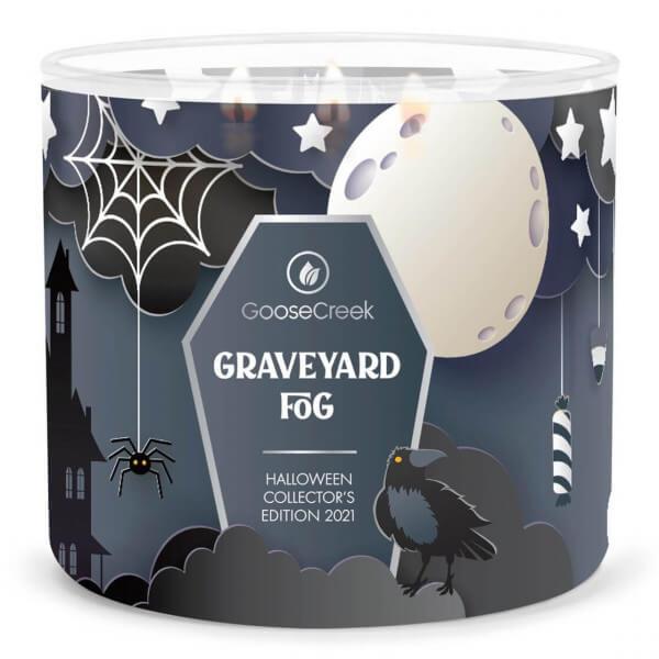 Graveyard Fog 411g (3-Docht)