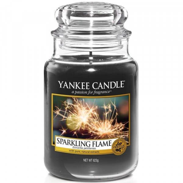 Sparkling Flame 623g Yankee Candle