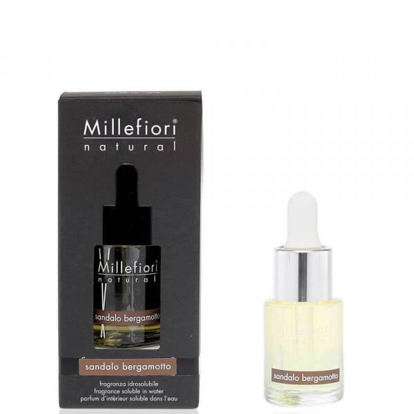 Sandalo Bergamotto - Natural Water-Soluble Fragrance 15ml - Millefiori