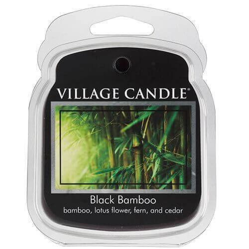 Village Candle Black Bamboo 62g