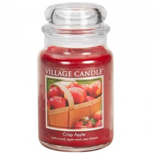 Crisp Apple 626g von Village Candle