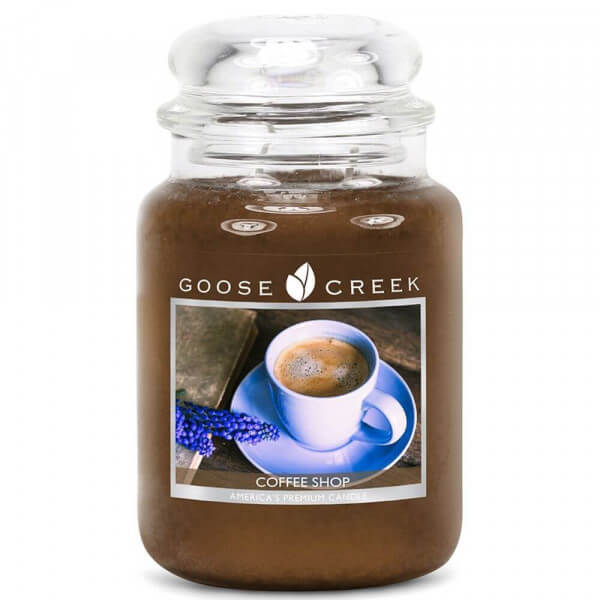 Goose Creek Candle - Coffee Shop 680g
