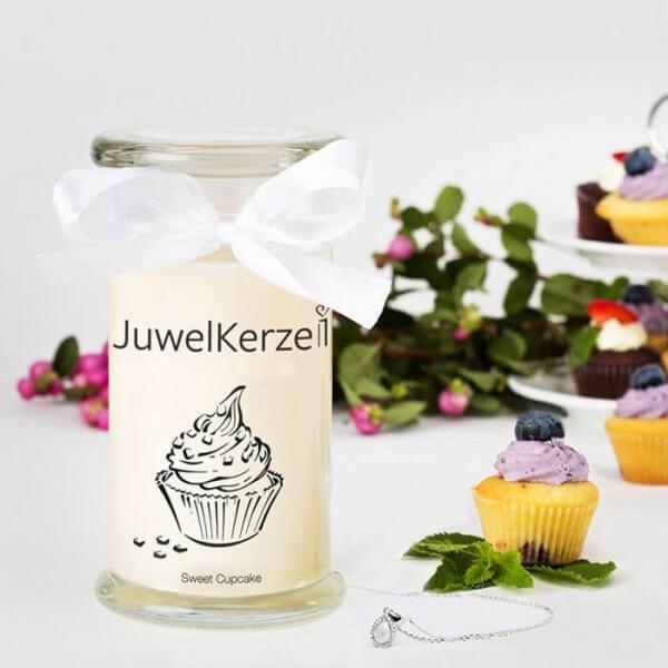 JuwelKerze Sweet Cupcake (Halskette mit Anhänger) 380g