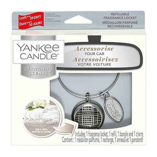 Yankee Candle - Fluffy Towels Linear 4-teiliges Starter-Set