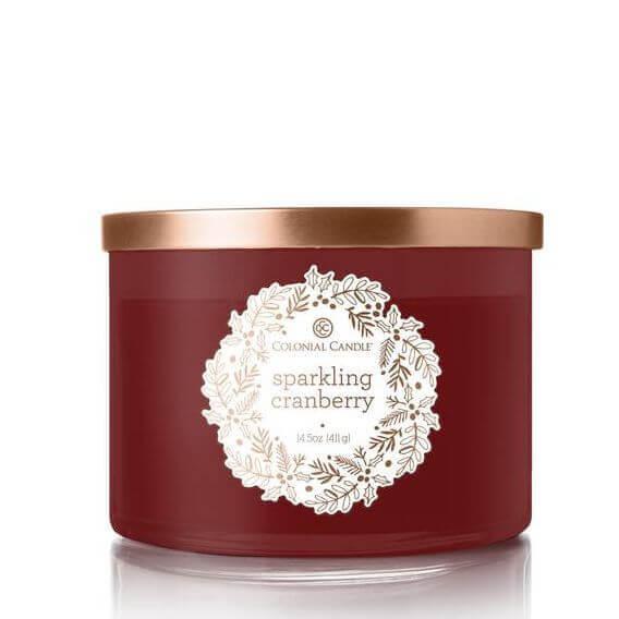 Sparkling Cranberry 411g
