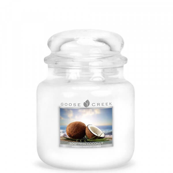 Goose Creek Candle Soothing Coconut 453g