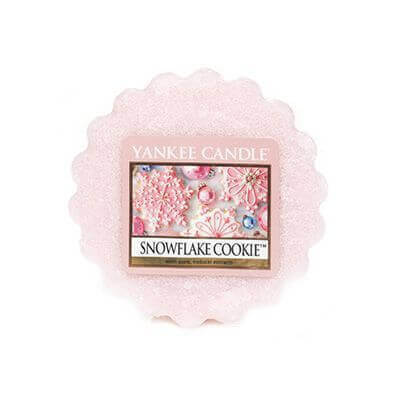 Yankee Candle Duft-Tart Snowflake Cookie