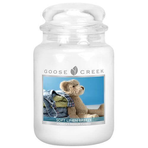Goose Creek Candle - Soft Linen 680g