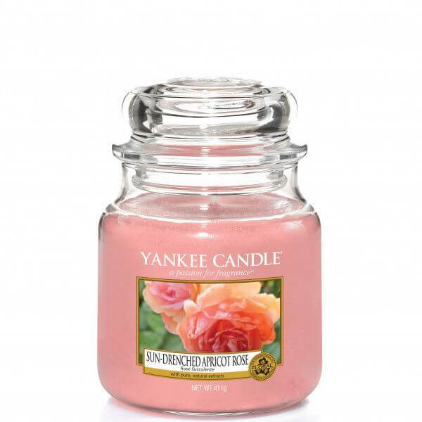 Sun-Drenched Apricot Rose 411g - Yankee Candle