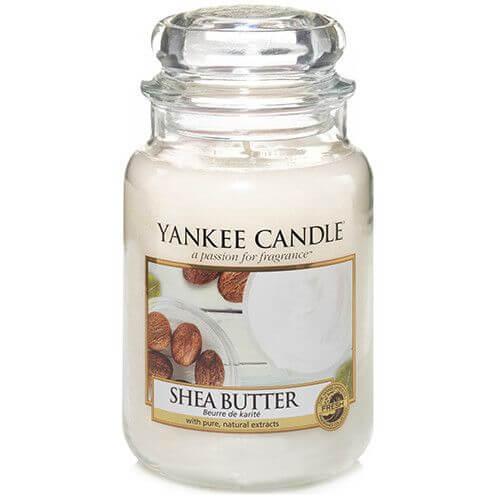 Yankee Candle Shea Butter 623g