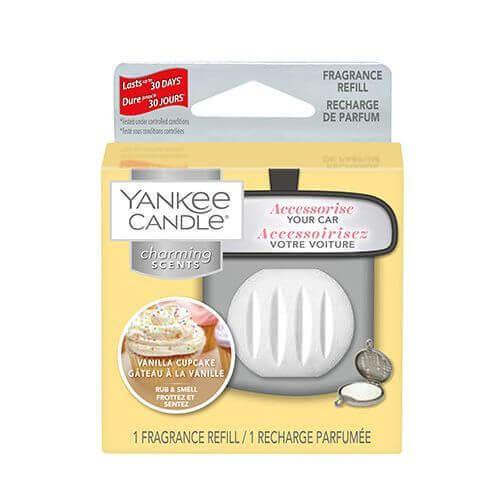 Yankee Candle - Vanilla Cupcake Duft-Nachfüller
