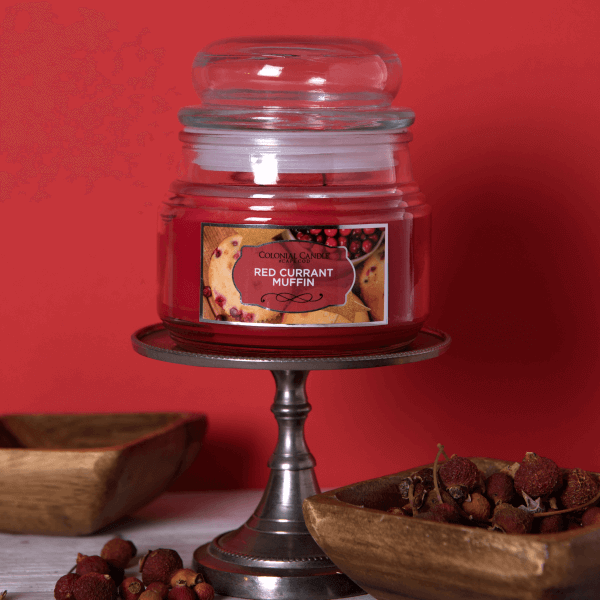 Duftkerze Red Currant Muffin Terrace - 255g