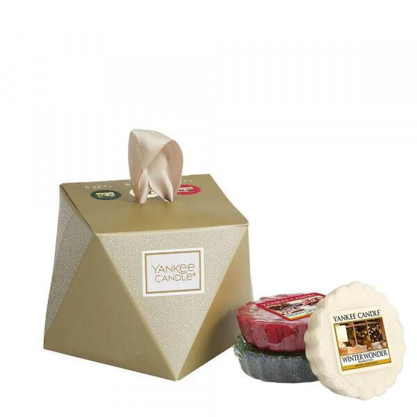 Geschenke für den Nikolaus-Stiefel Wax Melts Set