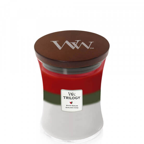Winter Garland (Trilogy) 275g von Woodwick