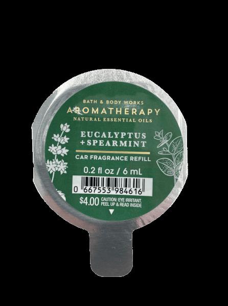 Auto-Lufterfrischer Refill - Aromatherapy - Stress Relief Eucalyptus Spearmint - 6ml