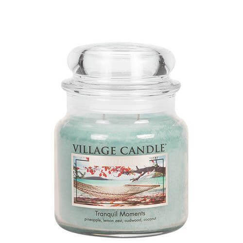 Village Candle Tranquil Moments 411g