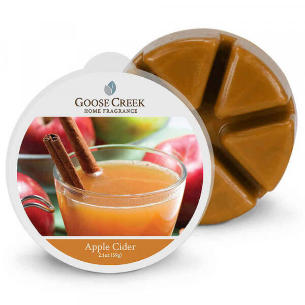 Apple Cider 59g von Goose Creek Candle