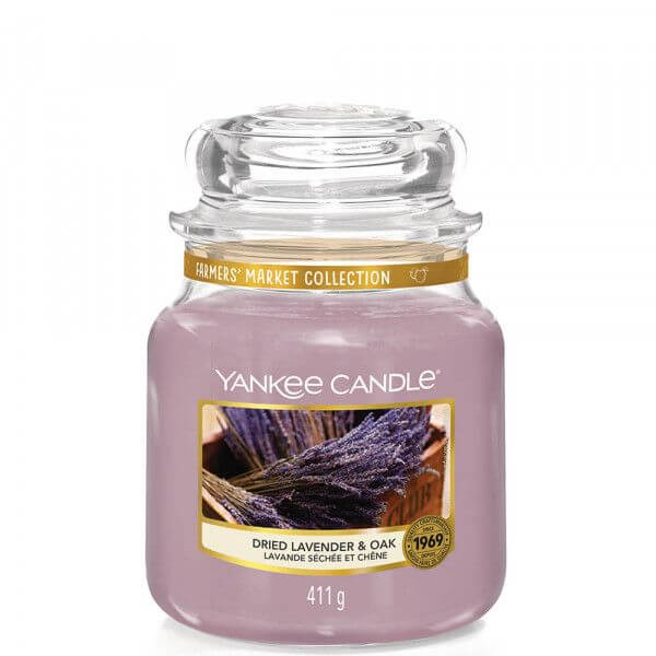 Dried Lavender & Oak 411g von Yankee Candle