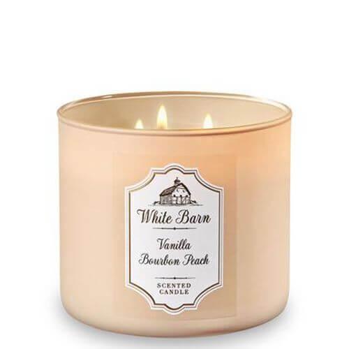 Vanilla Bourbon Peach 411g Von Bath And Body Works Online Bestellen