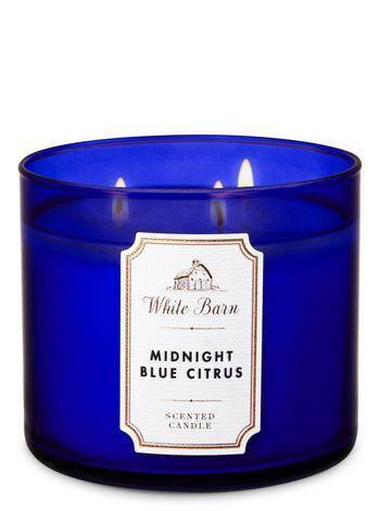 3-Docht Kerze - Midnight Blue Citrus - 411g