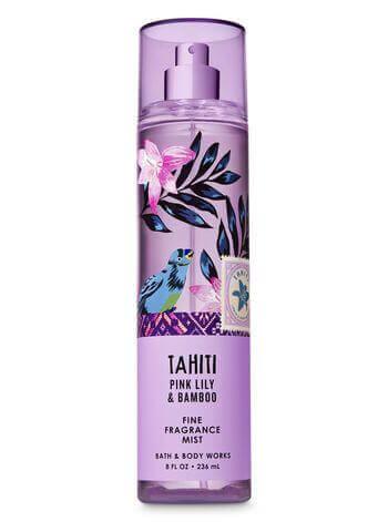 Tahiti Pink Lily & Bamboo Bodyspray 236ml