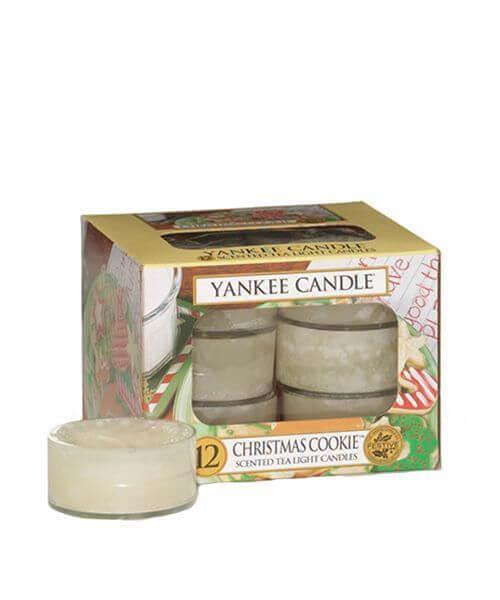 Yankee Candle Teelichte Christmas Cookie