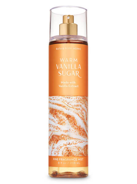 Body Spray - Warm Vanilla Sugar - 236ml