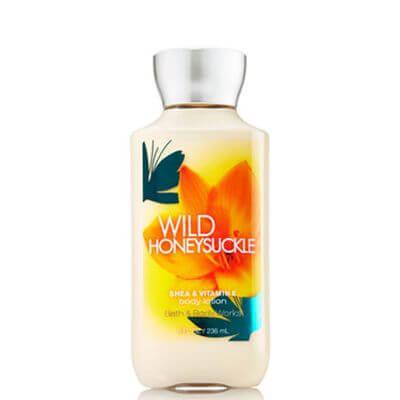 Bath & Body Works - Wild Honeysuckle Body Lotion 236ml