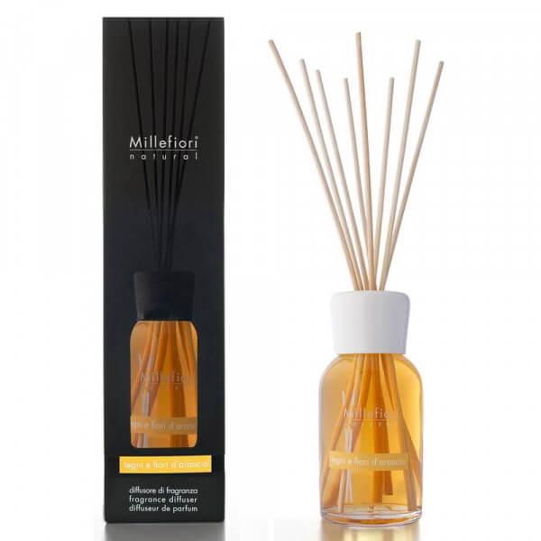 Legni E Fiori d´Arancio - Natural Stick Diffuser 100ml - Millefiori