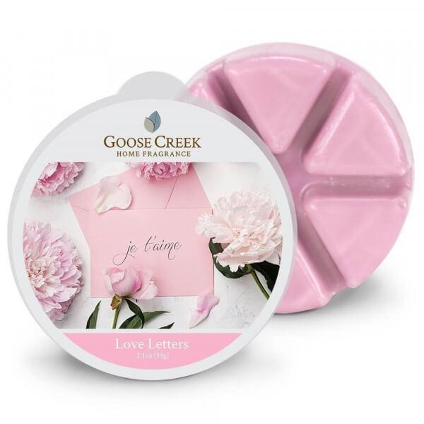 Goose Creek Love Letters 59g Melt
