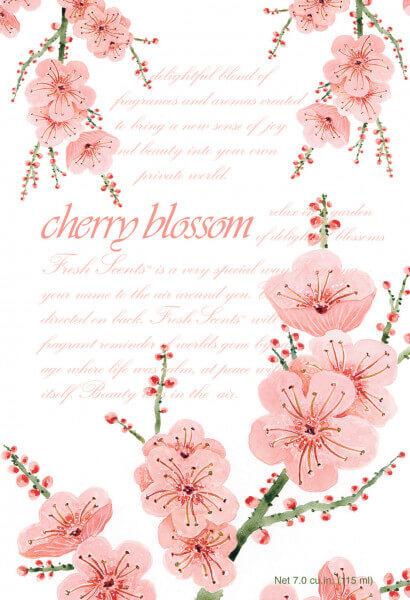 Cherry Blossom Duftsachet Large 115ml