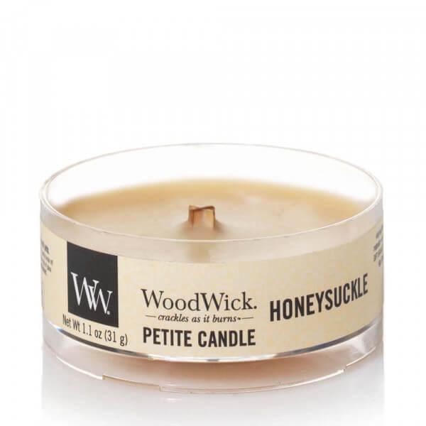 Honeysuckle Petite Candle 31g von Woodwick