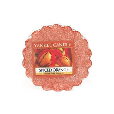 Yankee Candle Duft-Tart Spiced Orange