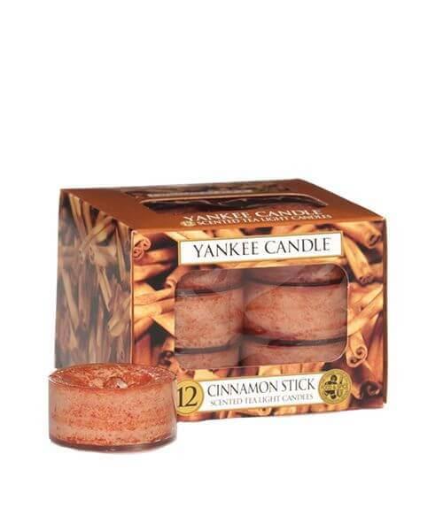 Yankee Candle Teelichte Cinnamon Stick