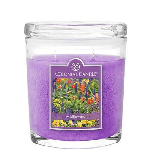 Colonial Candle Wildflowers 226g