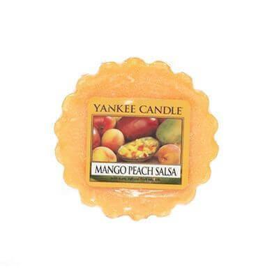 Yankee Candle Duft-Tart Mango Peach Salsa