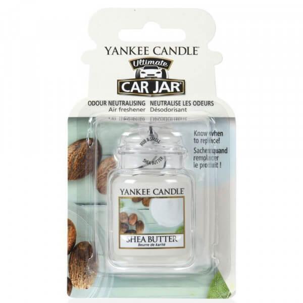 Yankee Candle Car Jar Ultimate Shea Butter