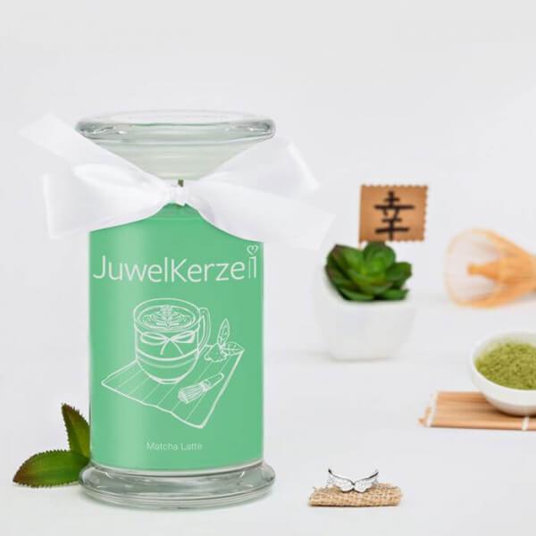 JuwelKerze Matcha Lemonade (Armband) 380g