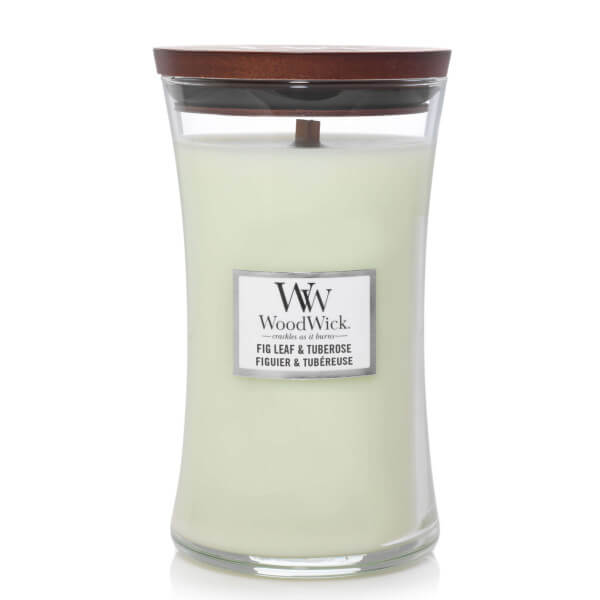 Fig Leaf & Tuberose 610g von Woodwick